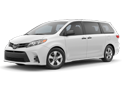 New Toyota Sienna in Salisbury